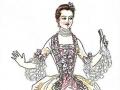 Sophie von Faninal Figurine 1910