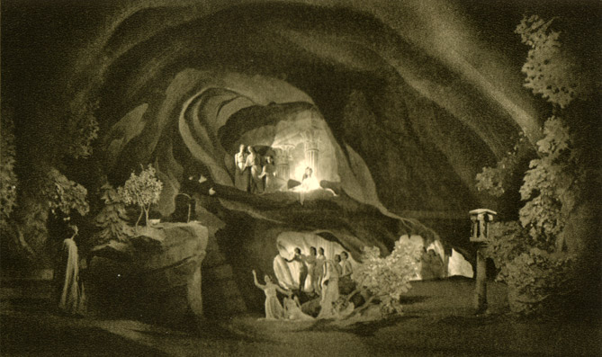 02 LNT-Tannhaeuser-Verwandlung-Herbstlandschaft-Hoerselberg-in-Grotte for web