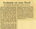UNION 15. Januar 1967