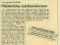 LVZ 22. Januar 1967 Kritik