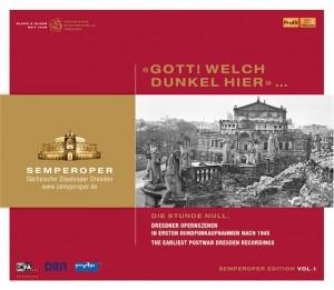 Edition Semperoper Vol.1: Die Stunde Null - HP xxxxxx