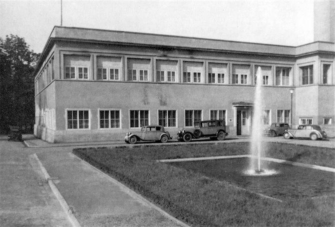 Steinke Sender DD Funkhaus