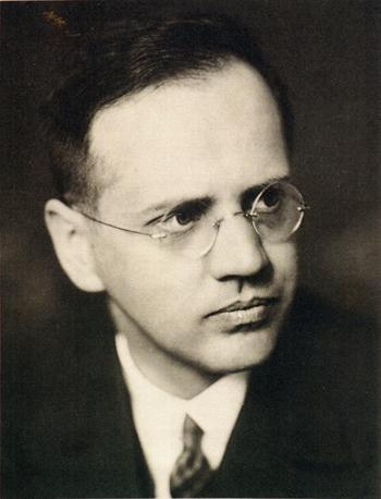 Edmund Nick, fotografiert 1930 von Ida Feige, einer Cousine seiner Ehefrau. Ida Feige wurde 1942 in Treblinka vergast. Foto: Dagmar Nick privat