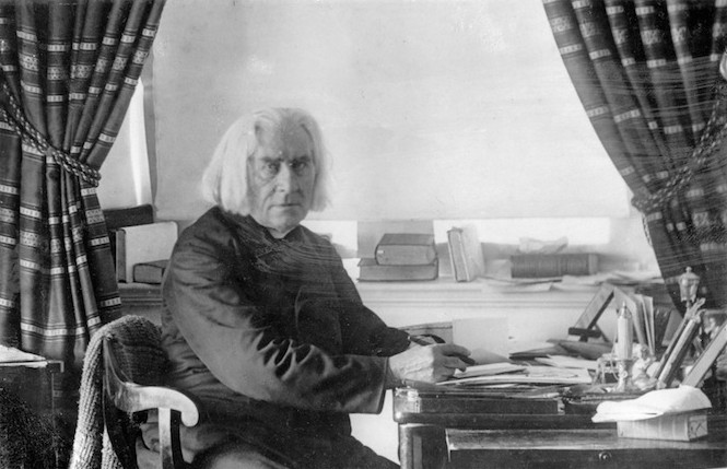 Liszt Weimar