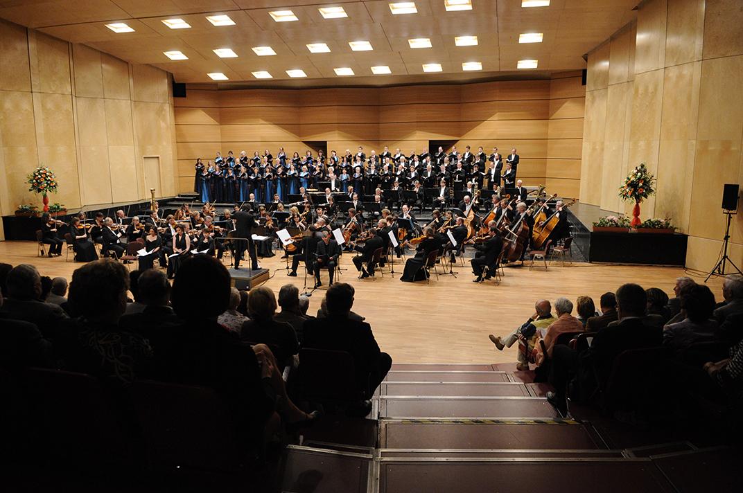 MDR Sinfonieorchester und MDR Rundfunkchor