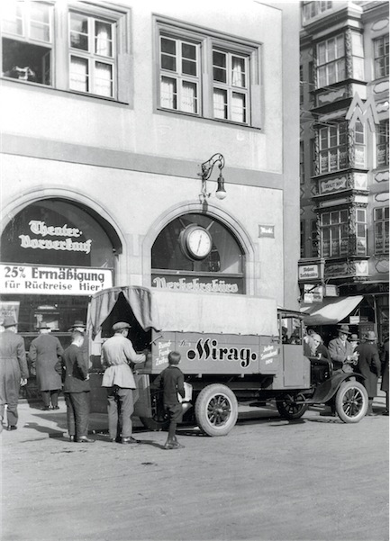 www Mirag Alte Waage