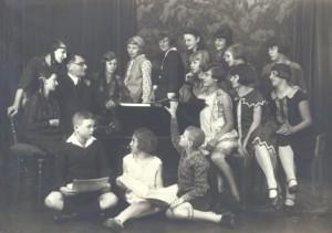 Jugend Singkreis 1927