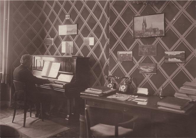 www Szendrei Arbeitszimmer