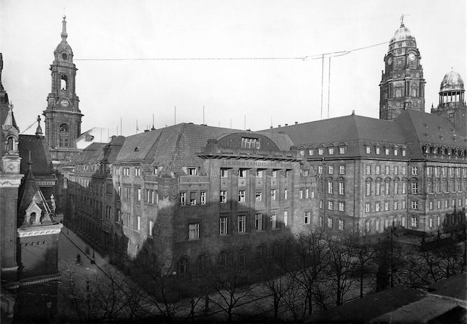 Sender Dresden Kreuzkirche Sender www