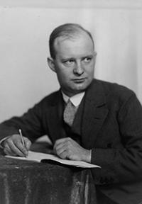 Paul Hindemith, um 1930
