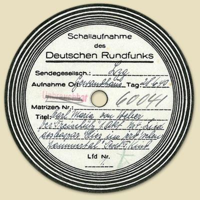 Freischuetz-Hier-im-irdschen-Jammertal-Frantz-1940