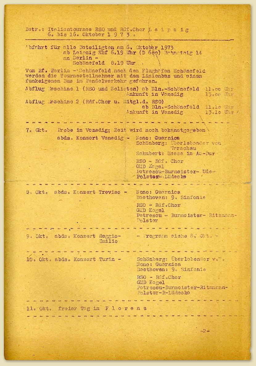 Rundfunkchor-Leipzig-Reisliste-Italien-1972